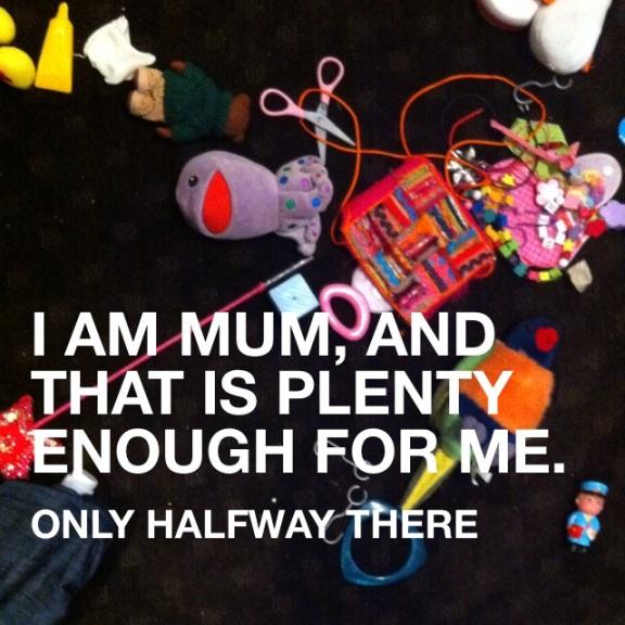 i am mum