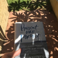 Present over Perfect book club: embrace the journey