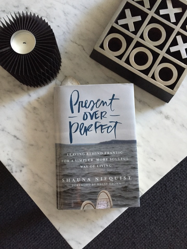 Present over Perfect bookclub