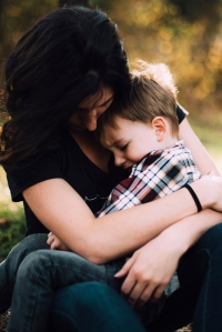 A prayer for the hurting Mumma